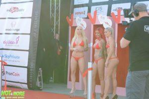 Eröffnung Venus 2018 in Berlin - Stormy Daniels von Lexy Roxx kaltgestellt